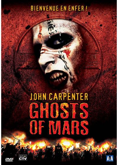 Ghosts of Mars - DVD