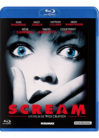 Scream - Blu-ray
