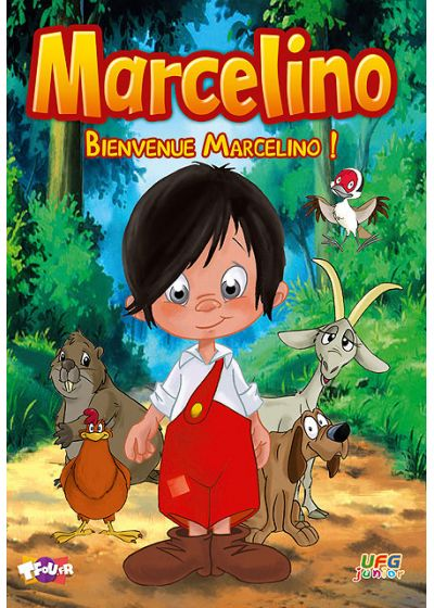 Marcelino - Bienvenue Marcelino ! - DVD