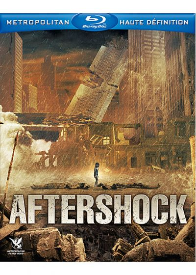 Aftershock - Blu-ray