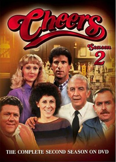 Cheers - Saison 2 - DVD