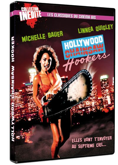 Hollywood Chainsaw Hookers (Uncut Edition) - DVD