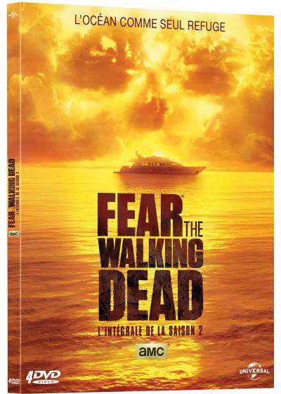 Fear the Walking Dead - Saison 2 - DVD