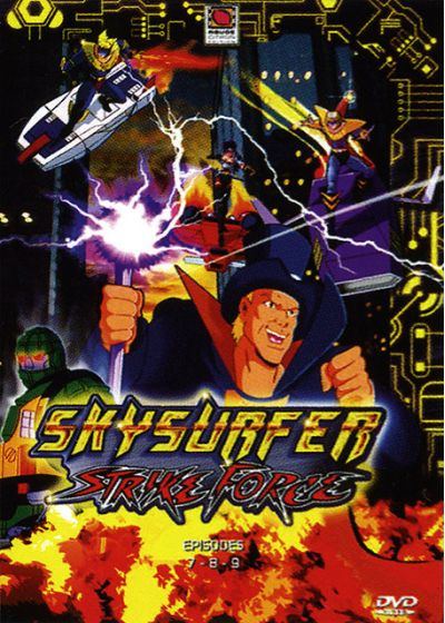 Skysurfer Strike Force - Vol. 3 - DVD