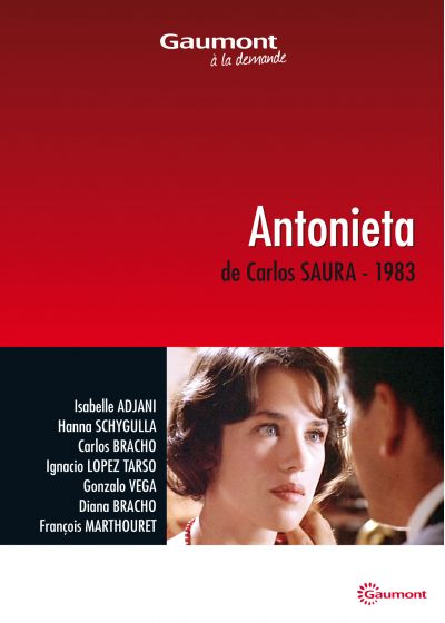 Antonieta - DVD