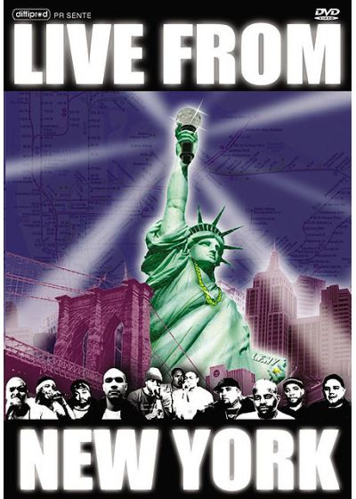 Live From New York - DVD