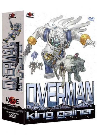 Overman King Gainer - Vol. 1 (DVD + box de rangement) - DVD