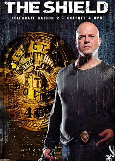 The Shield - Saison 2 - DVD