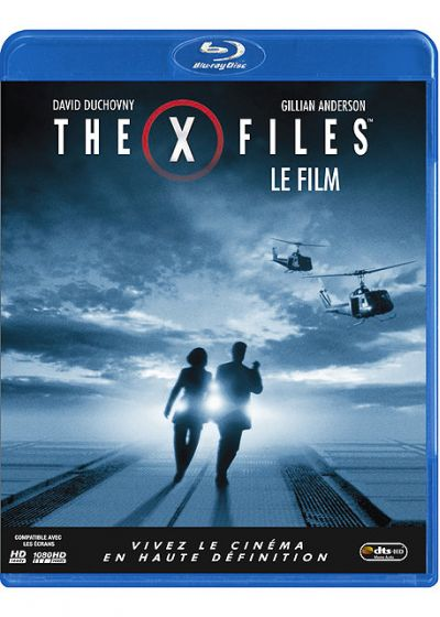 The X-Files : Le Film - Blu-ray