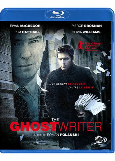 The Ghost Writer - Blu-ray
