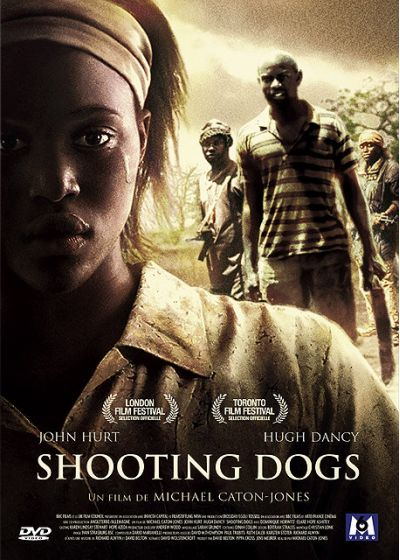 Shooting Dogs - DVD