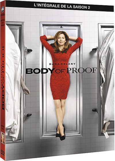 Body of Proof - L'intégrale de la saison 2 - DVD