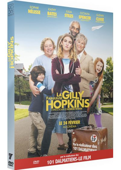 La Fabuleuse Gilly Hopkins - DVD