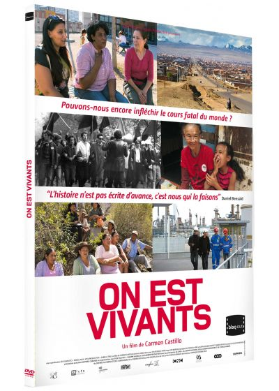 On est vivants - DVD