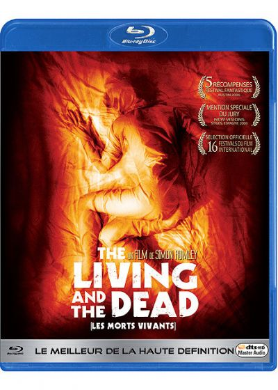 The Living and the Dead (Les morts vivants) - Blu-ray