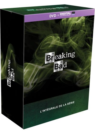 Breaking Bad - Intégrale de la série (Édition Collector) - DVD