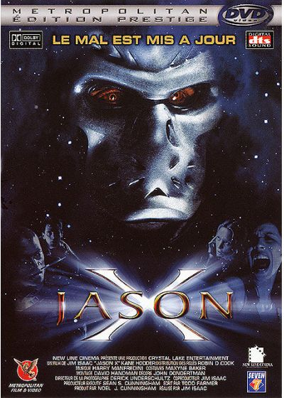 Jason X (Édition Prestige) - DVD