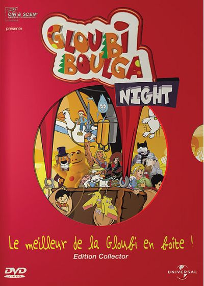 Gloubiboulga Night (Édition Collector) - DVD