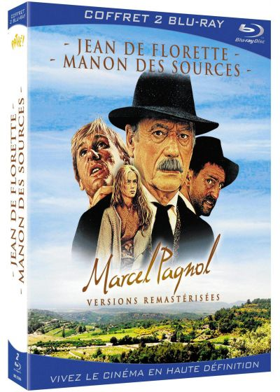 Jean de Florette + Manon des Sources (Pack) - Blu-ray