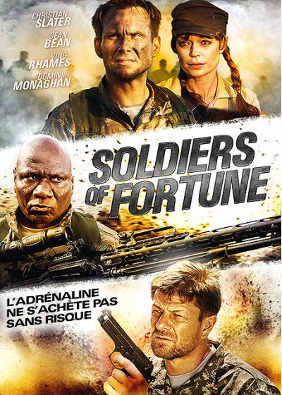Soldiers of Fortune - DVD