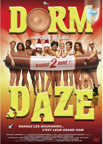 Dorm Daze - DVD