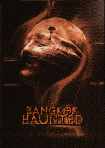 Bangkok Haunted - DVD