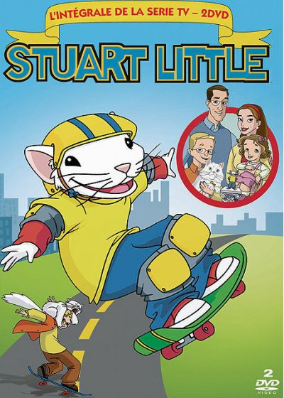 Stuart Little - La série TV - DVD