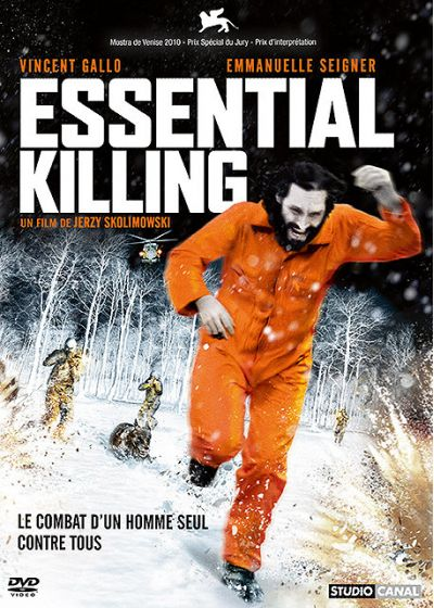 Essential Killing - DVD
