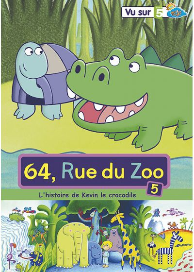 64, rue du Zoo - Vol. 5 - DVD