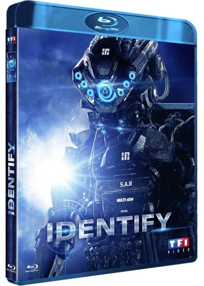 Identify (DVD + Copie digitale) - Blu-ray