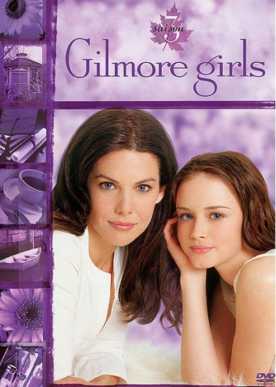 Gilmore Girls - Saison 3 - DVD