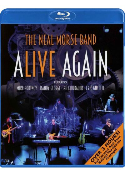 The Neal Morse Band : alive Again - Blu-ray