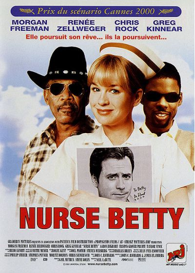 Nurse Betty - DVD