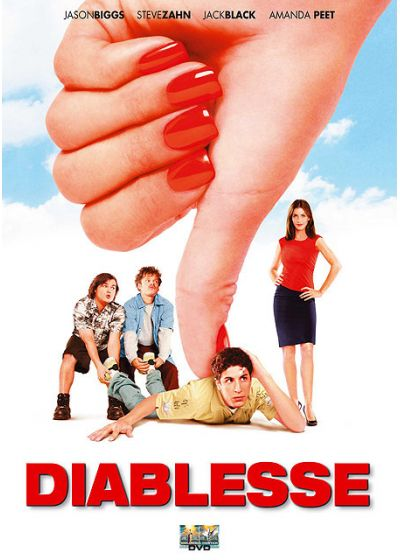 Diablesse - DVD