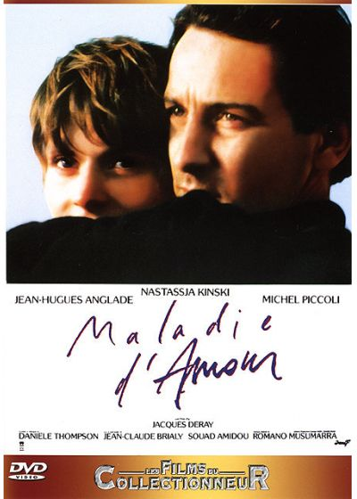 Maladie d'amour - DVD