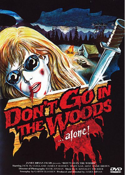 Don't Go In The Woods (Édition Collector Limitée) - DVD