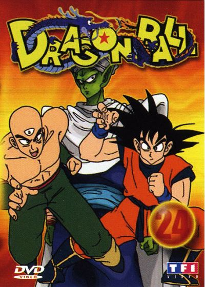 Dragon Ball - Vol. 24 - DVD