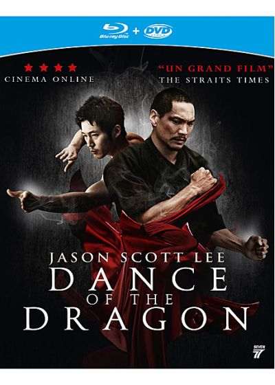 Dance of the Dragon (Combo Blu-ray + DVD) - Blu-ray