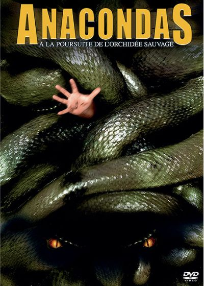 Anacondas : À la poursuite de l'orchidée sauvage - DVD