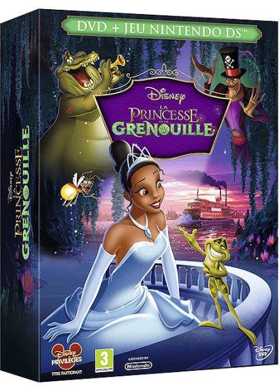 la princesse et la grenouille nds
