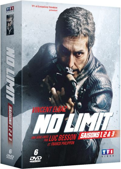 No Limit - Saisons 1 à 3 - DVD