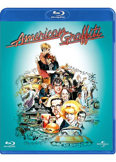 American Graffiti - Blu-ray