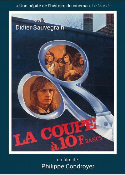 La Coupe à 10 francs - DVD