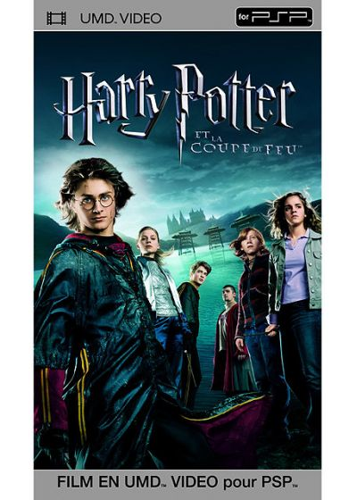 Harry Potter et la Coupe de Feu (UMD) - UMD