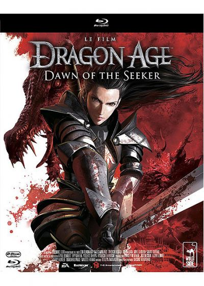 Dragon Age: Dawn of the Seeker - Blu-ray