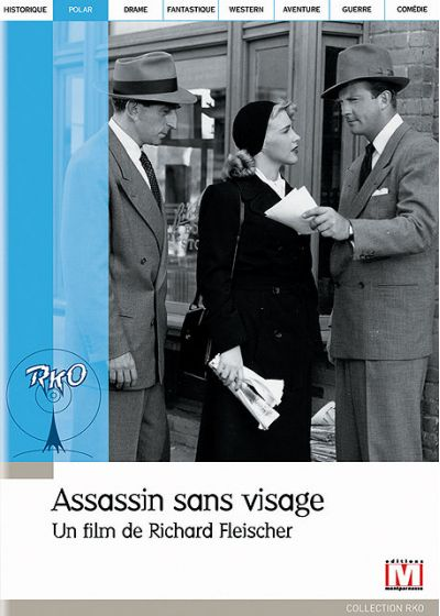 L'Assassin sans visage - DVD