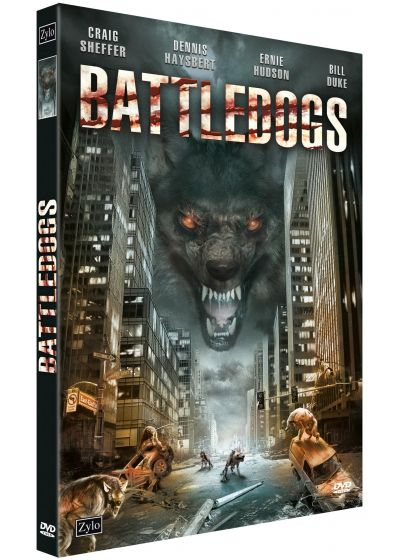Battledogs - DVD