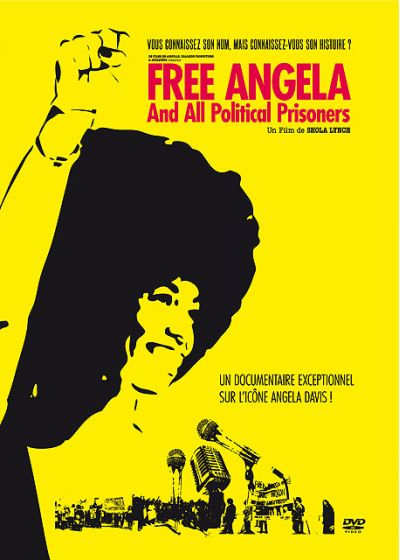 Free Angela and All Political Prisoners - DVD
