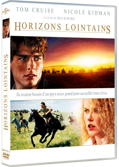 Horizons lointains - DVD