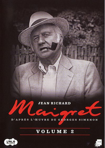Maigret - Jean Richard - Volume 2 - DVD